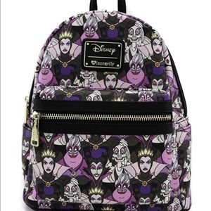 Loungefly Disney Villians Backpack